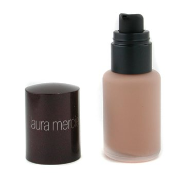 Laura Mercier-Oil Free Foundation - Shell Beige ( For Medium to Golden Skin Tones )