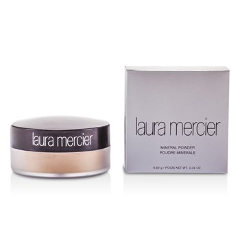 Laura Mercier-Mineral Powder SPF 15 - Rich Vanilla ( True Neutral Beige for Medium to Golden Skin Tones )