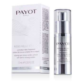Payot Les Correctrices Rides Relax Regard Relaxing eye contour wrinkle corrector skincare