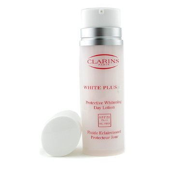 Clarins-White Plus HP Protective Whitening Day Lotion SPF20