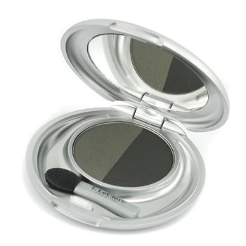 T. LeClerc-Powder Eye Shadow Matte & Iridescent Duo - # 15 Noir