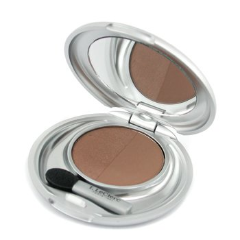 T. LeClerc-Powder Eye Shadow Matte & Iridescent Duo - # 06 Taupe