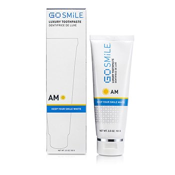 GoSmile-AM Whitening Protection Fluoride Toothpaste