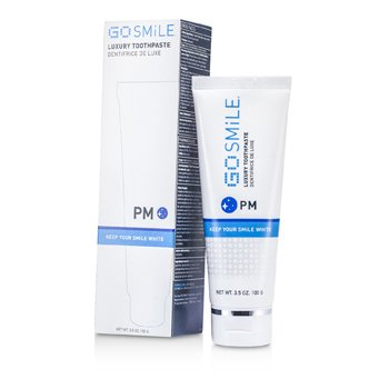 GoSmile PM Whitening Protection Fluoride Toothpaste  100g/3.5oz