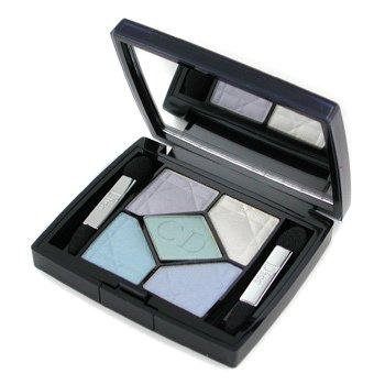 Christian Dior-5 Color Eyeshadow - No. 130 Blue Croisette