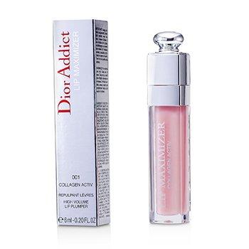 Dior Addict Lip Maximizer (Блеск для Губ с Коллагеном) 6мл./0.2унц. от Strawberrynet