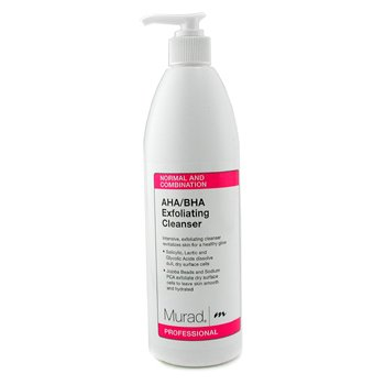 MuradAHA/BHA Exfoliating Cleanser (Salon Size) 500ml/16.9oz