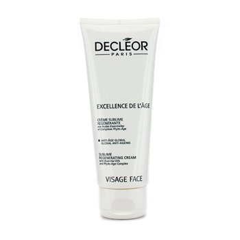 DecleorExcellence De L'Age Sublime Regenerating Face & Neck Cream ( Tama�o Sal�n ) 100ml/3.3oz