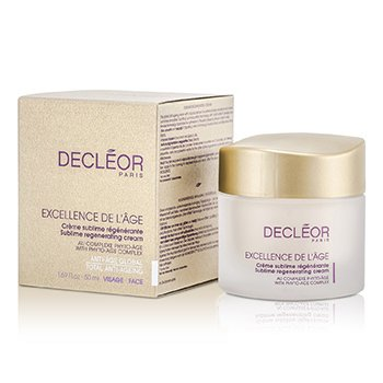 DecleorExcellence De L'Age Sublime Regenerating Face & Neck Cream 50ml/1.69oz