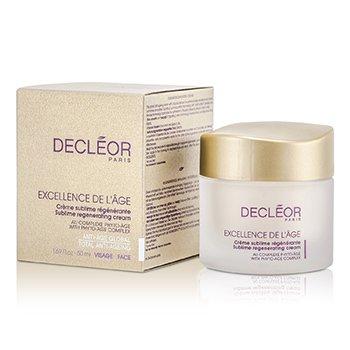 Decleor Excellence De L'Age Sublime Regenerating Face & Neck Cream  50ml/1.69oz
