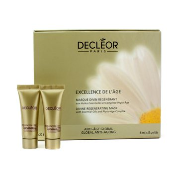 Excellence De L'Age Divine Regenerating Mask 8x8ml/0.27oz