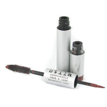 Stila-Convertible Lash + Line ( Dual Ended Mascara & Liquid Eye Liner ) - # 07 Copper