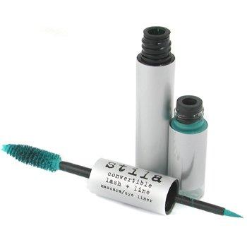 Stila-Convertible Lash + Line ( Dual Ended Mascara & Liquid Eye Liner ) - # 05 Teal