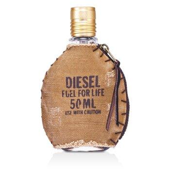 Diesel Fuel For Life Eau De Toilette Spray 50ml/1.7oz