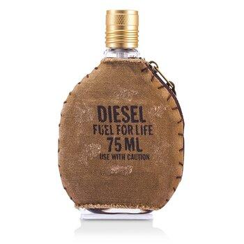 Diesel Fuel For Life Eau De Toilette Spray 75ml/2.5oz