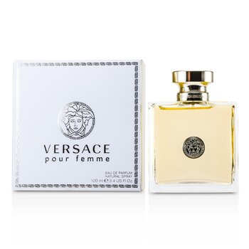 Versace Versace Signature Eau De Parfum Natural Vaporizador  100ml/3.4oz