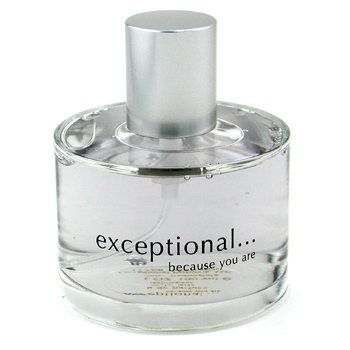 Exceptional Parfums Exceptional Because You Are Eau De Parfum Spray  100ml/3.4oz
