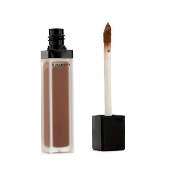 Givenchy-Lady Pulp Lip Lacquer ( Volume & Mat Effect ) - # 702 Lady Brown