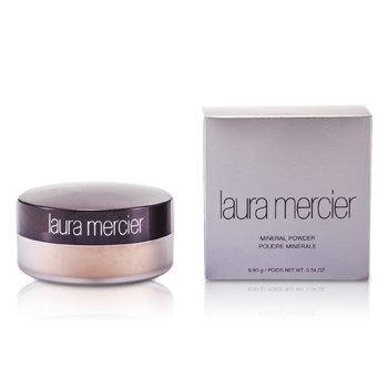 Laura Mercier-Mineral Powder SPF 15 - Tender Rose ( Pink Ivory for Very Fair Skin Tones )