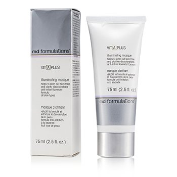 MD FormulationsVit-A-Plus Anti-Aging Illuminating Masque 75ml/2.5oz