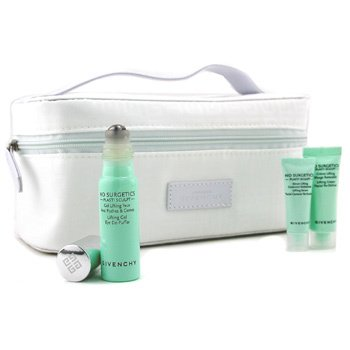 Givenchy-No Surgetics Plasti Sculpt Set: Lifting Gel 10ml + Lifting Cream 5ml + Lifting Serum 2ml + Bag