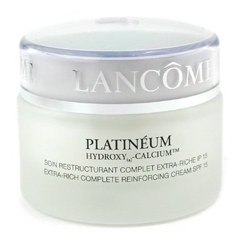 Lancome-Platineum Extra Riche Restructuring and Reinforcing Cream SPF 15