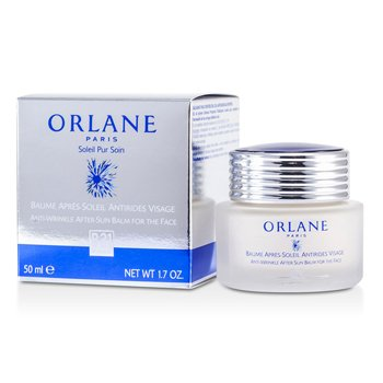 OrlaneB21 Anti-Wrinkle After Sun Balm - B�lsamo ap�s sol anti-rugas p/ o rosto 50ml/1.7oz