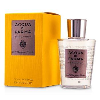 Acqua Di ParmaAcqua di Parma Colonia Intensa Gel de Ducha y Cabello 200ml/6.7oz