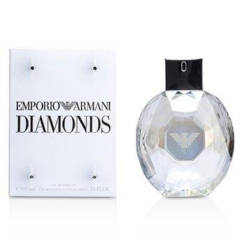 Giorgio Armani Diamonds Eau De Parfum Spray  100ml/3.4oz
