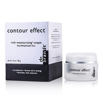 Dr. BrandtContour Effect Rich Moisturizing Cream (Dry / Dehydrated Skin) 50g/1.7oz