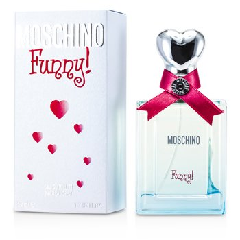 Moschino Funny Eau De Toilette Spray  50ml/1.7oz