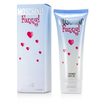 Moschino Funny Perfumed Body Gel  200ml/6.7oz