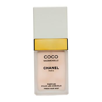 Chanel Coco Mademoiselle Fresh Hair Mist Semprot Rambut  35ml/1.2oz