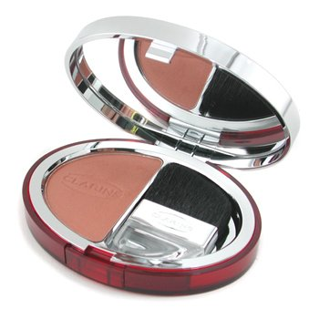 Clarins-Powder Blush Compact - No. 30 Cinnamon