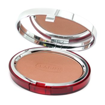 Clarins-Instant Sun Light Bronzing Powder SPF15 - # 20 Golden Sun