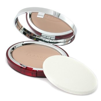 Clarins-Powder Compact - No. 20 Natural Beige