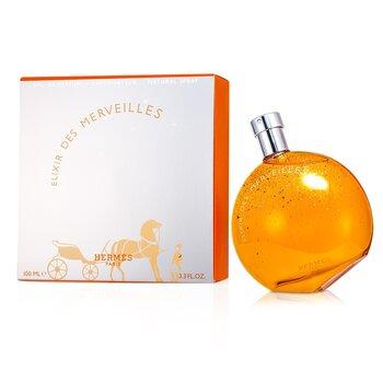 HermesEau Des Merveilles Elixir Eau De Parfum Spray 100ml/3.4oz
