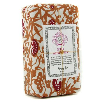 Fresh Fig Apricot Petit Soap  150g/5oz