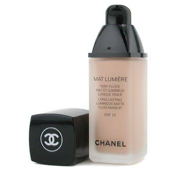 ChanelMat Lumiere Long Lasting Luminous Matte Fluid Makeup SPF1530ml/1oz