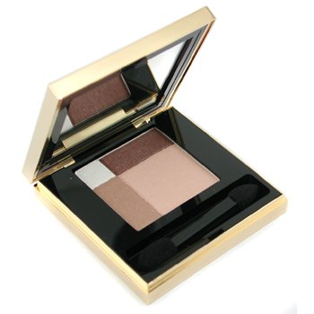 Yves Saint Laurent-Ombres Quadrilumieres ( 4 Colour Harmony for Eyes ) - # 04 Nude