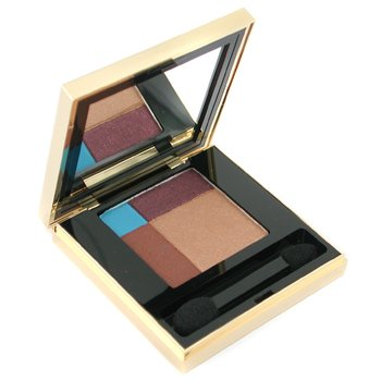 Yves Saint Laurent-Ombres Quadrilumieres ( 4 Colour Harmony for Eyes ) - # 05 Tawny