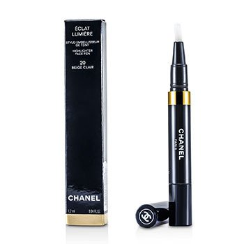 ChanelCaneta c/ corretivoEclat Lumiere Highlighter Face Pen1.2ml/0.04oz