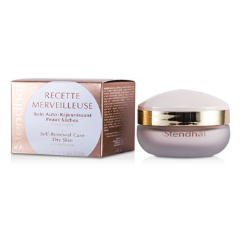 Stendhal-Recette Merveilleuse Self-Renewal Care  For Dry Skin ( Enriched Formula )