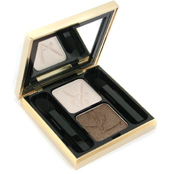 Yves Saint Laurent-Ombre Duo Lumiere - No. 01 Heavenly Beige/ Astral Brown