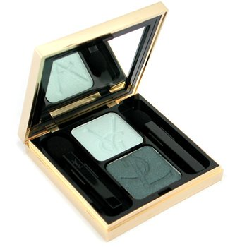Yves Saint Laurent-Ombre Duo Lumiere - No. 11 Intense Jade/ Lame Green