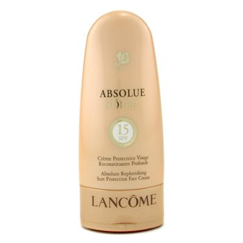 Lancome-Absolue Soleil Absolue Replenishing Sun Protection Face Cream SPF15