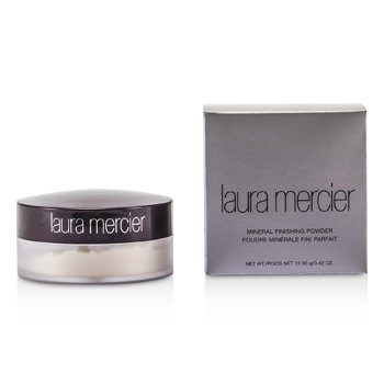 Laura Mercier-Mineral Finishing Powder - #1 ( Transparent - For All Skin Tones )