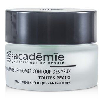 AcademieHypo-Sensible Eye Contour Gel (Puffiness) 15ml/0.5oz