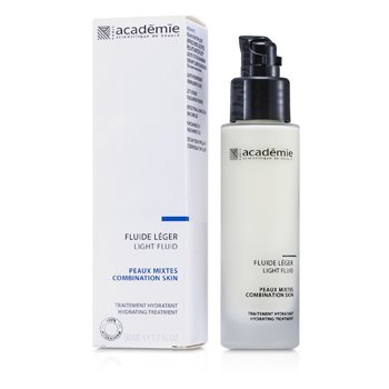 Academie-100% Hydraderm Fluide Leger Light Fluid Moisture Freshness