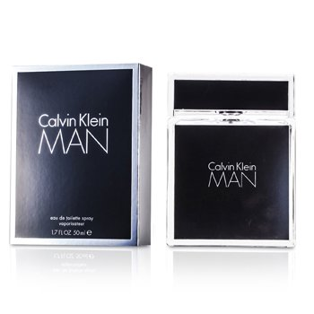 Calvin KleinMan Eau De Toilette Spray 50ml/1.7oz